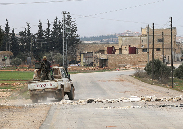 """美将减少对""""叙利亚民主力量""""的支持"""