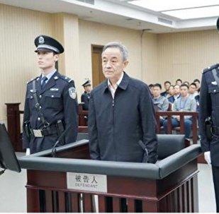 最高法原副院長奚曉明