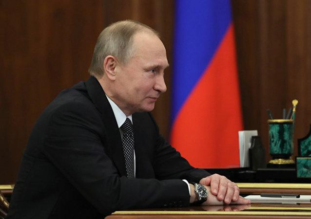 普京:俄将尽力避免俄罗斯和集安组织国家发生颜色革命