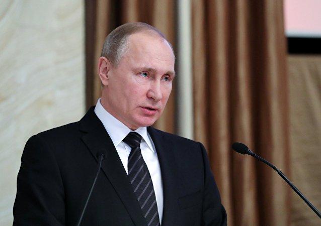 普京:丘爾金功不可沒 他是真正的愛國者和公民