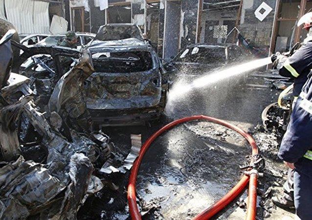 伊拉克內政部:巴格達發生爆炸48死