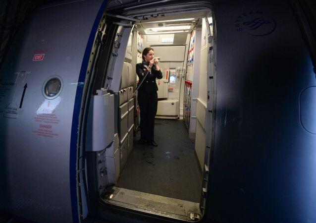 俄新西伯利亞機場將把飛往中國的航班增加一倍