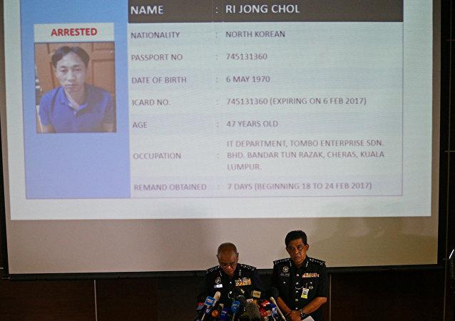 韓國政府認為刺殺金正男行動是朝鮮政府主使