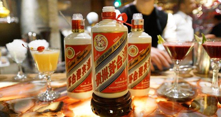 中國茅台集團總經理助理:讓茅台酒飄香俄羅斯