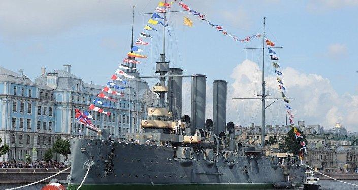巡洋艦「阿芙樂爾」