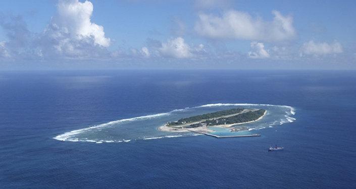 中方奉劝美方谨慎行事 以免对台海和平稳定造成损害