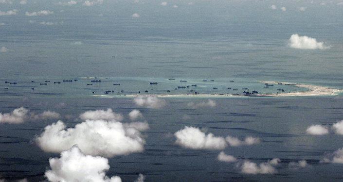 """中国外交部:""""南海行为准则""""或在东盟系列会议期间取得积极进展"""