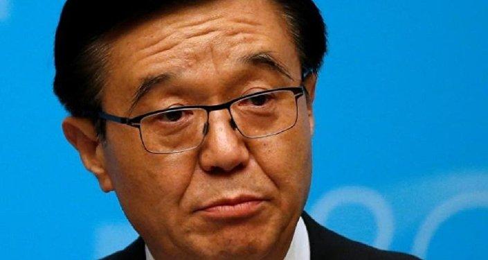 中国商务部部长高虎城