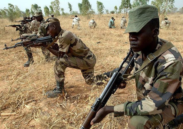 尼日爾軍隊