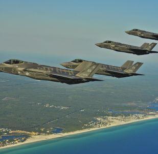 日本将在5月完成7架美制F-35A隐身战机的部署