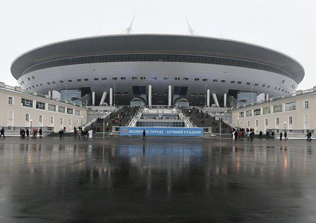 歐足聯:聖彼得堡將舉辦2021歐洲冠軍杯決賽