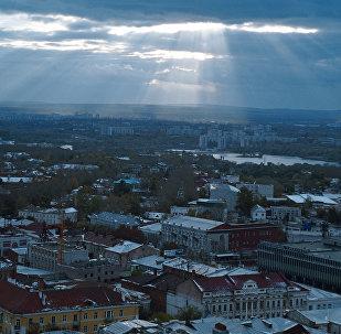俄烏里揚諾夫斯克與中國晉城簽署友好城市協議