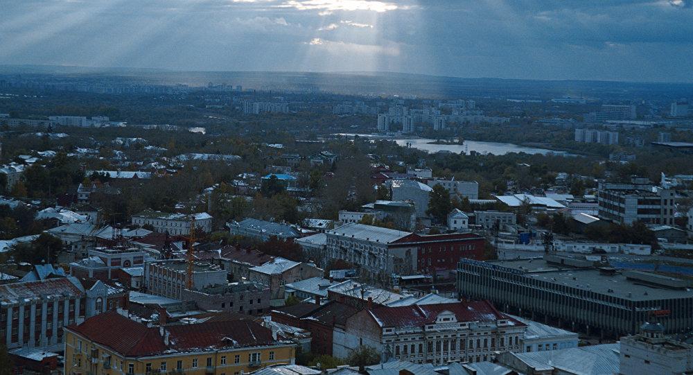 俄乌里扬诺夫斯克市