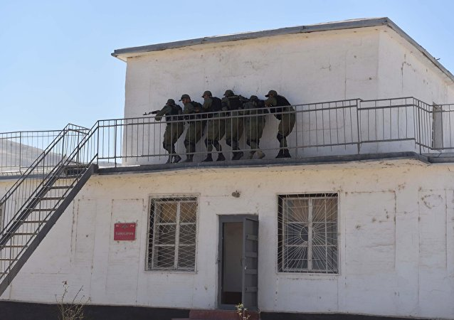 俄軍駐塔第201基地