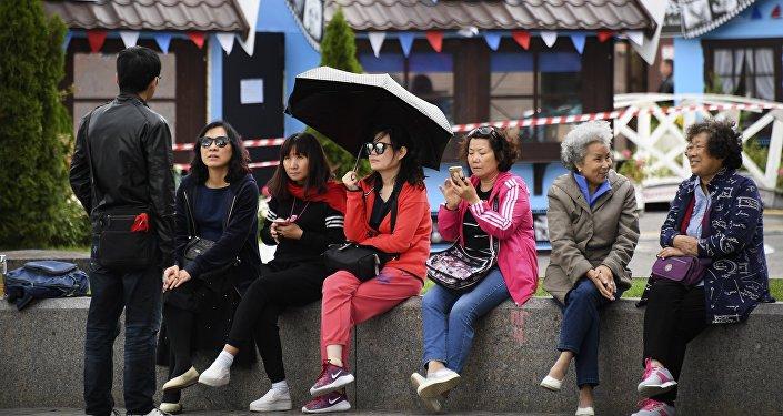 2018年上半年1万多中国游客到访俄新西伯利亚州