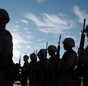 媒体:美军决定取消有心理问题者不得入伍禁令