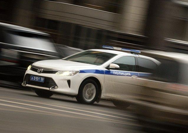 莫斯科警車