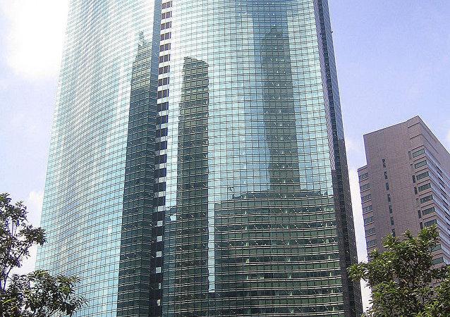 日本全日空控股公司(ANA Holdings)总部大楼