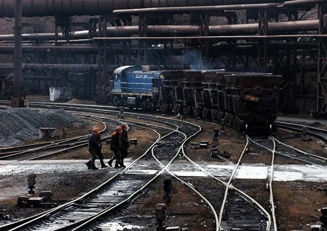 頓涅茨克和盧甘斯克將接管烏克蘭企業