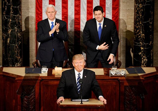專家:共和黨人在2018年大選中丟失席位或成為特朗普最可怕的失敗