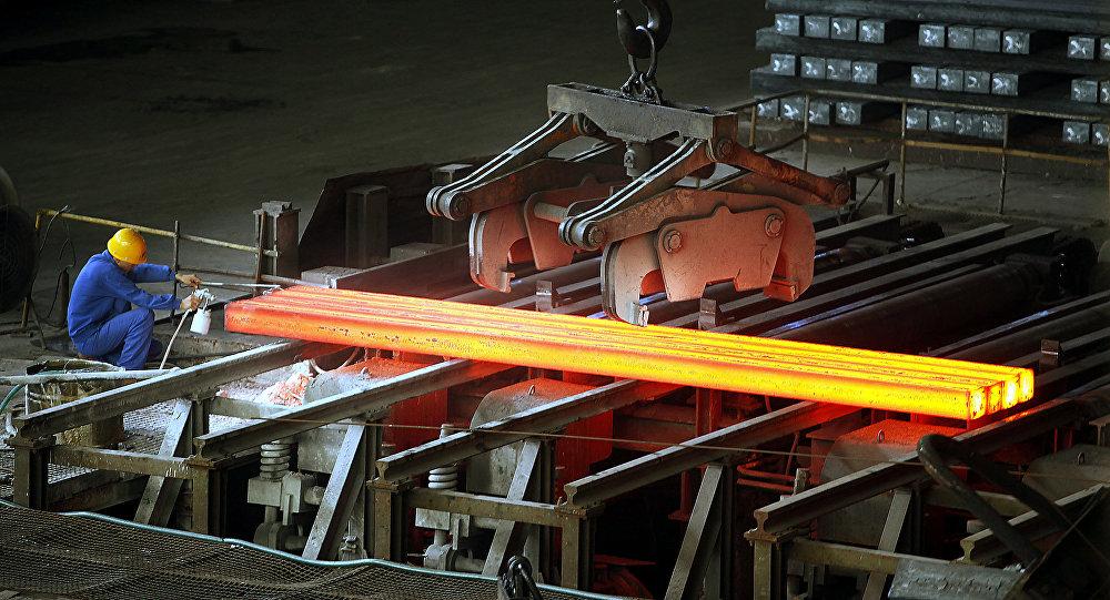 中国正式对外公布自主研制特种钢材S600E