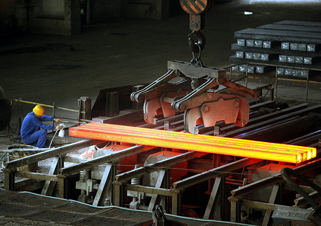 中國工業發展存在越來越大的下行壓力