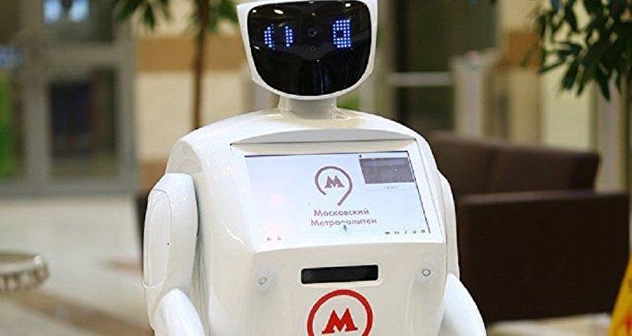 莫斯科地铁将启用机器人助手