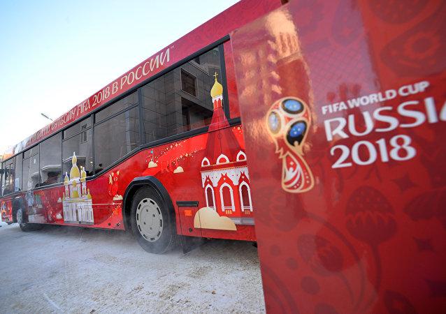 盛开体育:十万中国球迷将到俄观战2018世界杯