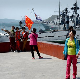 陝西西咸新區願同俄羅斯在文化旅遊領域進行合作