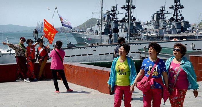 超過1萬名中國公民使用電子簽證訪問俄遠東