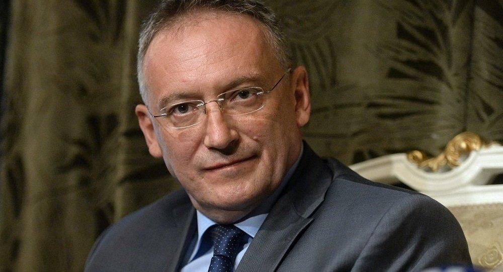 俄罗斯驻叙利亚大使亚历山大·金夏克