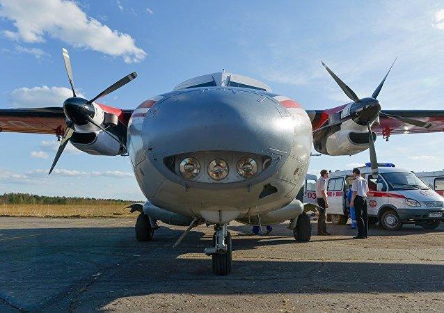 L-410飞机