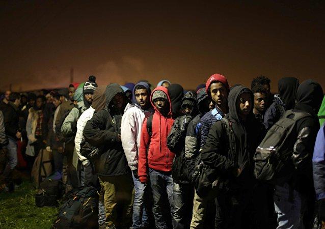 近3年通過歐盟的努力在地中海解救60多萬移民