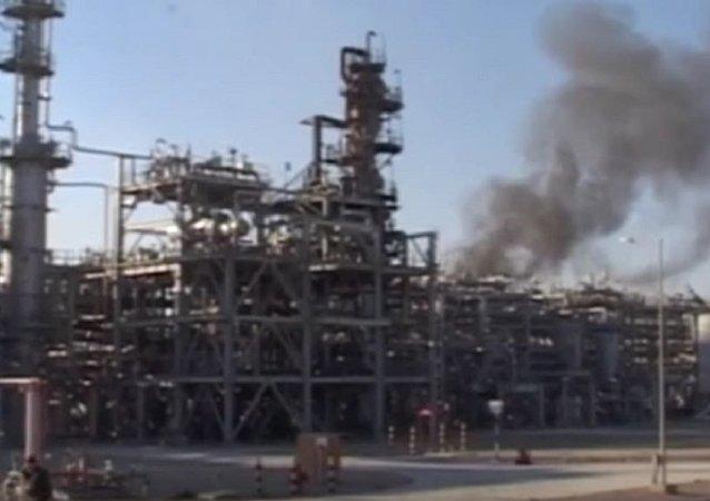 叙利亚军队收回对霍姆斯油井的控制权