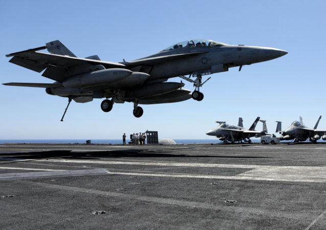 美國加強地中海軍事力量