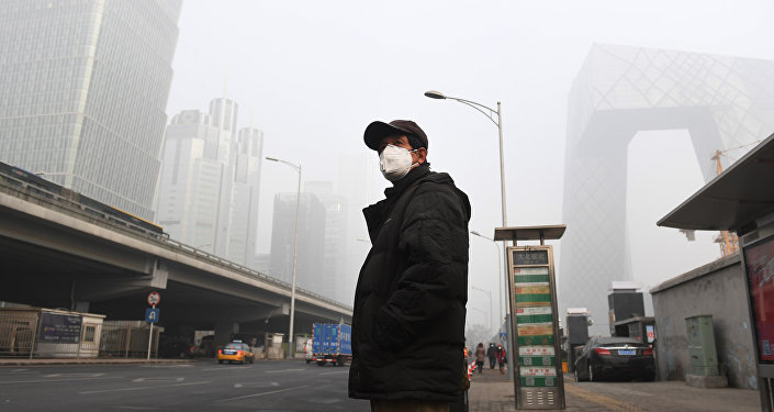报告:中国的大气污染治理成果显著