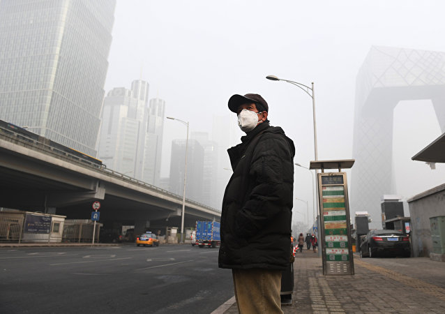 報告:中國的大氣污染治理成果顯著