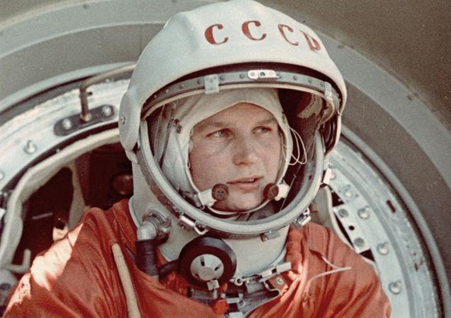 瓦列京娜·捷列什科娃