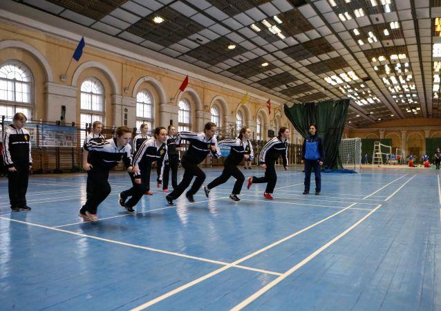 俄体育运动