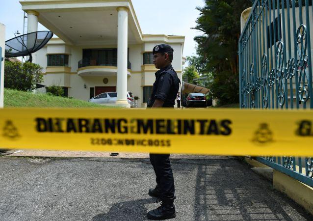 朝鲜驻马来西亚使馆