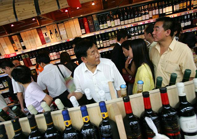 """中国""""龙""""准备征服世界葡萄酒市场"""