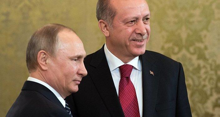 土耳其副總理表示,埃爾多安和普京的會面計劃於4月初在土耳其進行,此後將進行俄土伊就敘利亞局勢的三方峰會