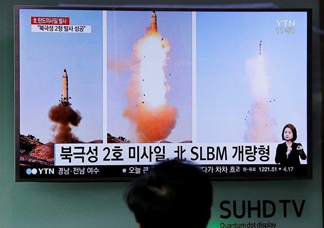 俄媒: 中国能允许韩国推翻朝鲜政权吗