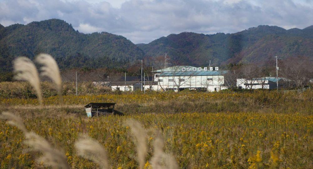 日本福岛县