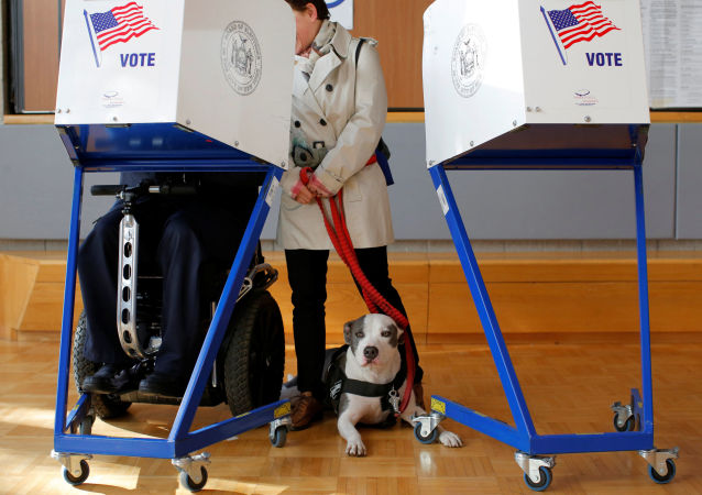 民調:多數美國人認為其他國家試圖干預美國會選舉