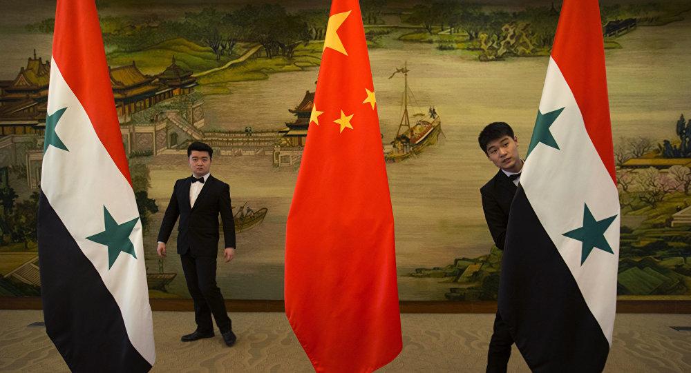 中國和敘利亞建立了投資與法律委員會