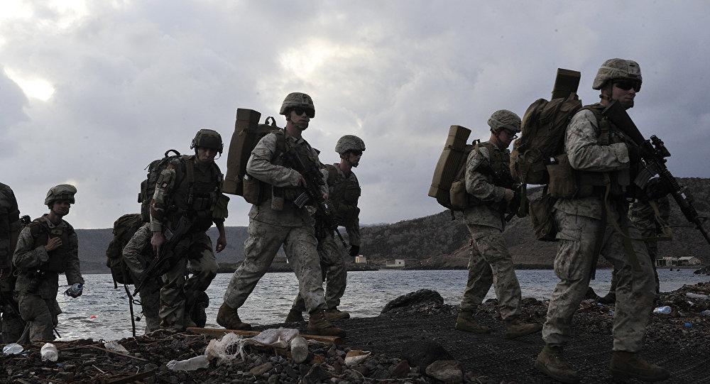 美国海军陆战队