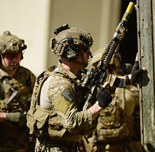 美國陸軍特種部隊