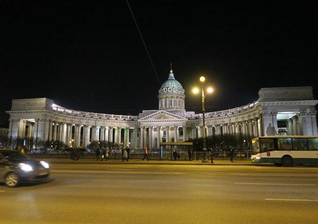 聖彼得堡喀山大教堂