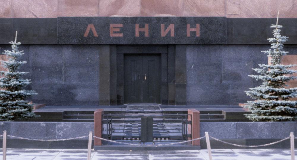 列寧的陵墓